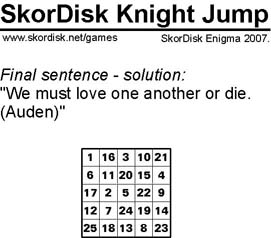 online and printable brain games skordisk enigma